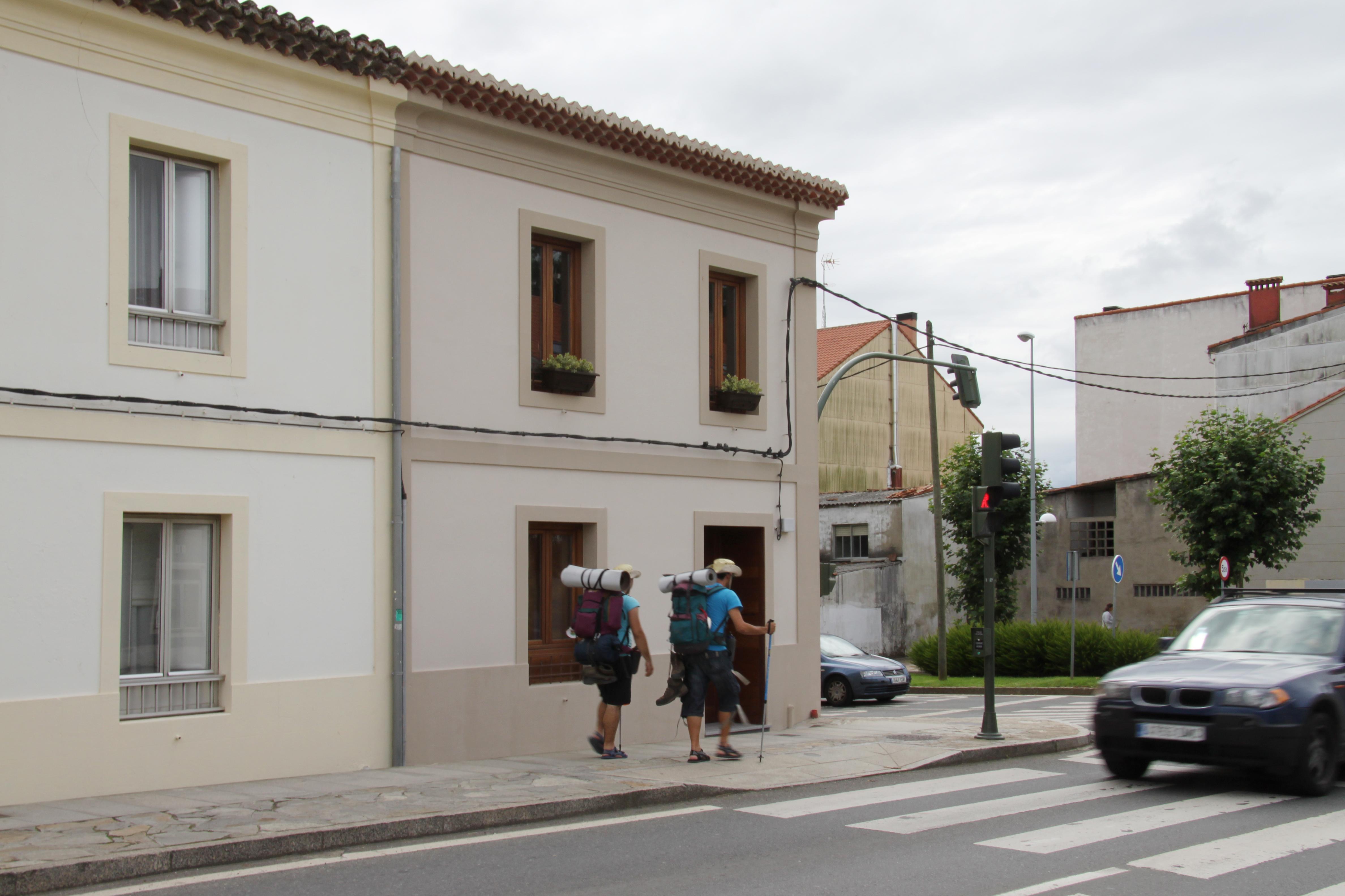 Rehabilitación vivienda San Lázaro